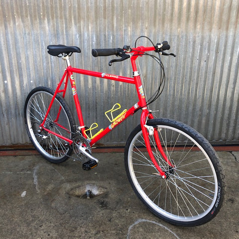 Used Cyclepro Ambush - Late 1980's Classic Mountain Bike for Burrito Slaying City Riding
