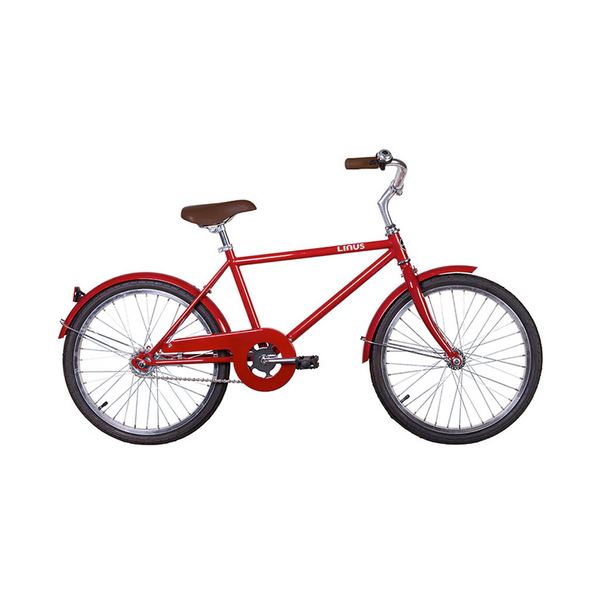 Linus Lil Roadster red 20""