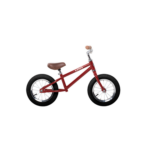 "Kid's Linus City Bike - Lil Roadster Red 12"" Balance Bike - Studio Rental"
