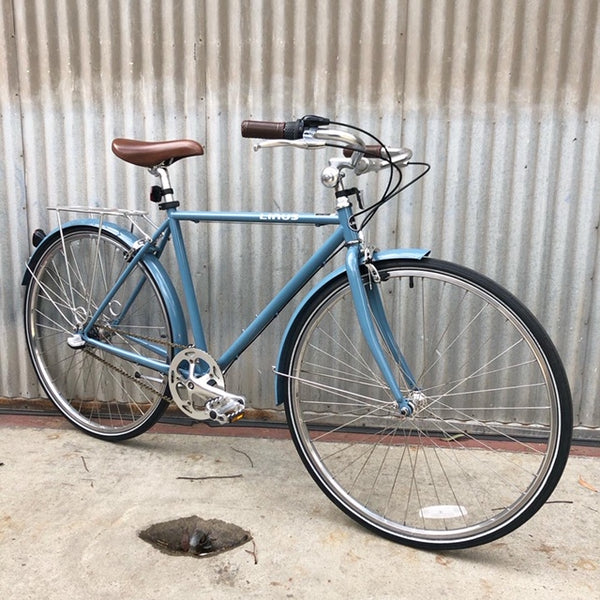 Linus Used Roadster Sport - 3-Speed - Blue - Medium