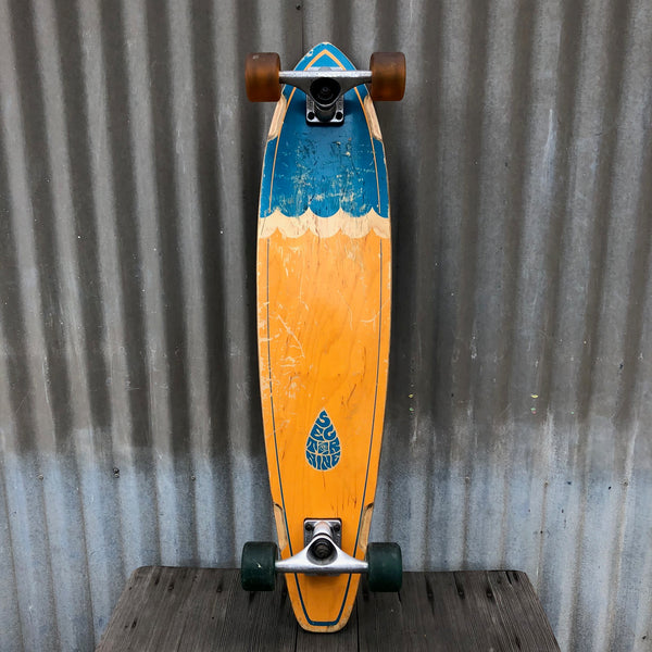 Skateboard - Modern Higher End Longboard - Studio Rental