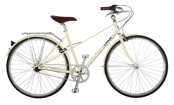 Women's Linus Mixte City Bike - Linus Mixte Cream