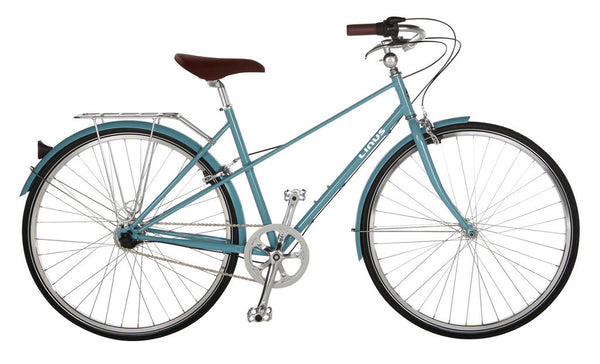 Women's Linus Mixte City Bike - Sky Blue - Studio Rental