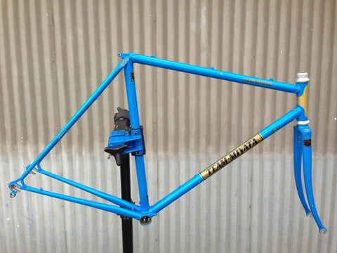 Team Miyata Frameset with Galli Stronglight Headset