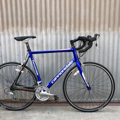 Cannondale Six Road Bike - Tiagra/Sora/Ultegra - Modern and Fast