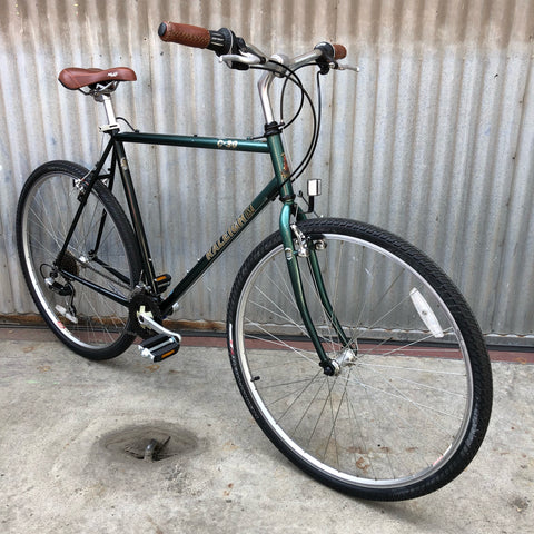 Raliegh Classic City Bike - Clean, Attractive, Good Color, Sensible