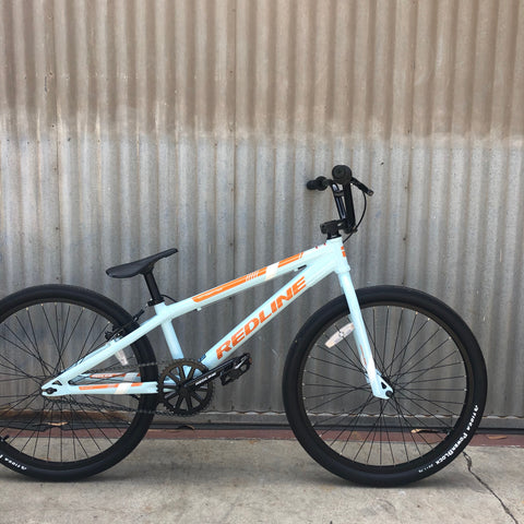 Kid's BMX - Modern Redline BMX Bike - Great Look - Studio Rental