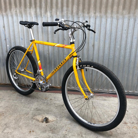 Peugeot Vintage Mountain Bike in Incredible Colorway