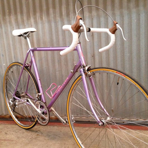 Univega Road Bike in Stunning Lilac