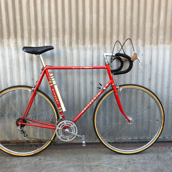 Performance Vintage Road Bike - 1970's Racing Classic