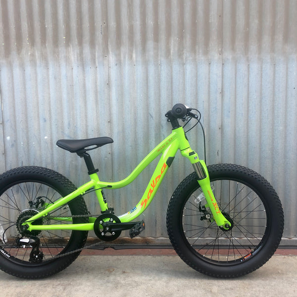 "Salsa 20"" Timberjack Suspension Fork Youth Mountain Bike"
