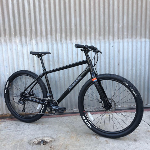 Performance On Road/Off Road Salsa Bicycle - Black - For Studio Rental