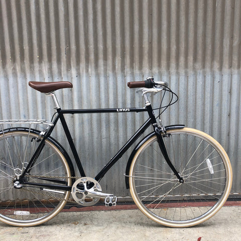 Linus Roadster 3-speed Large - Discount for Scratches in Paint - Was used on commercial