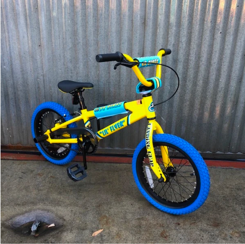 "Kid's BMX - SMALL 16"" SE BMX Bike - Studio Rental"