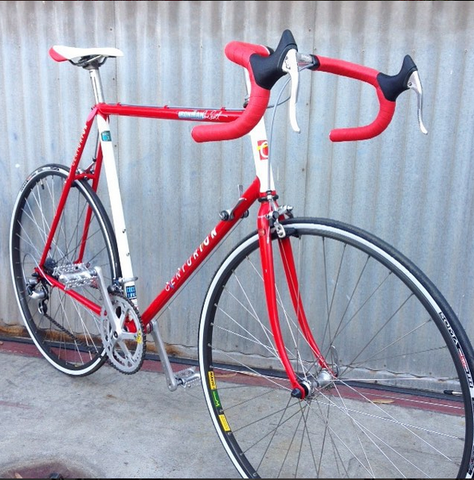 Centurion Dave Scott Road Bike