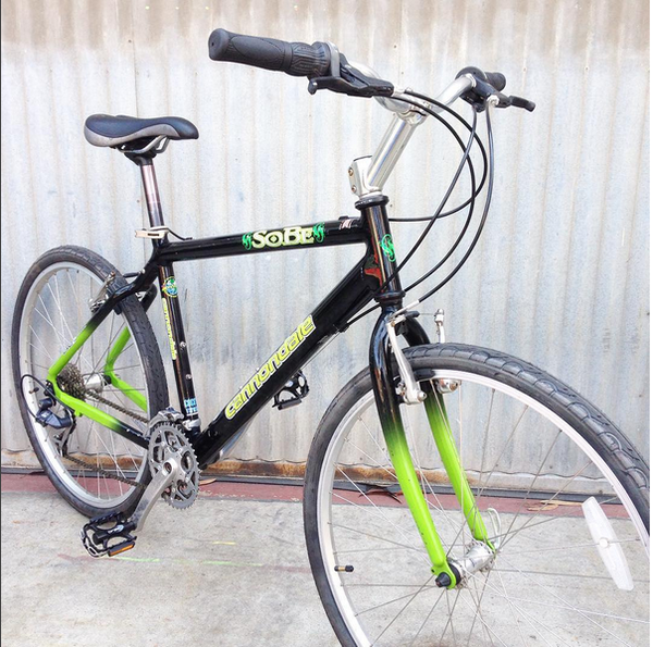 Cannondale CAAD 2 City Bike