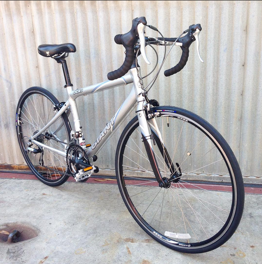 "Giant OCR3 Tiny 24"" Wheel Road Bike"