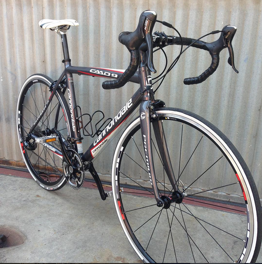Cannondale CAAD 9 Shimano 105 Used Road Bike