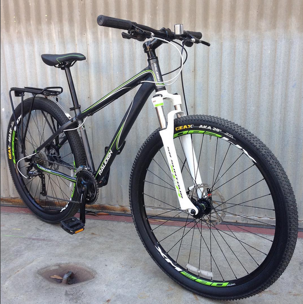 Raleigh Talus 29 Mountain Bike