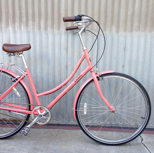 Used Linus Dutchi 3-Speed City Bike