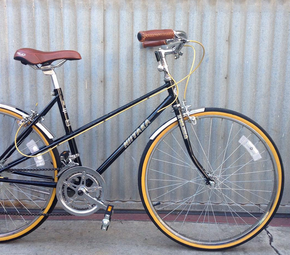 Niitaka Mixte in Unusually Small Size