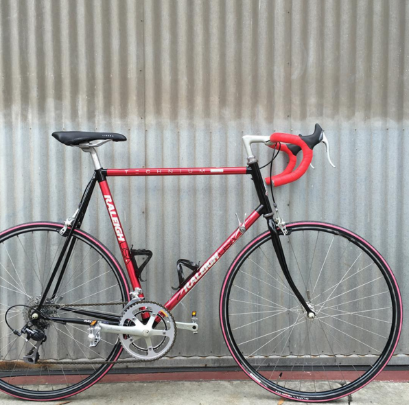 Raleigh Technium Pro Road Bike