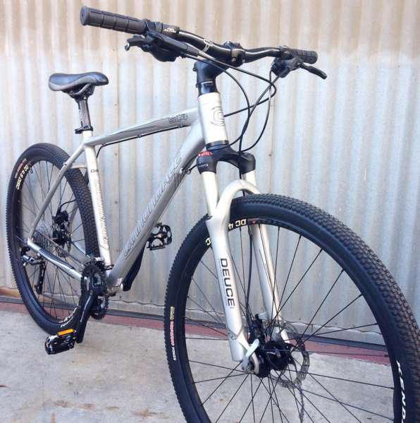 Cannondale SL4 29r Mountain Bike