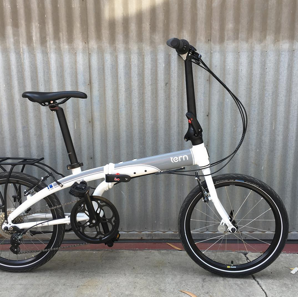 Tern Link D8 High End Folding Bike