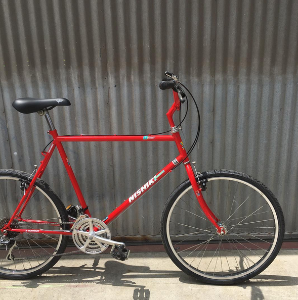 Nishiki Burrito Slayer City Bike