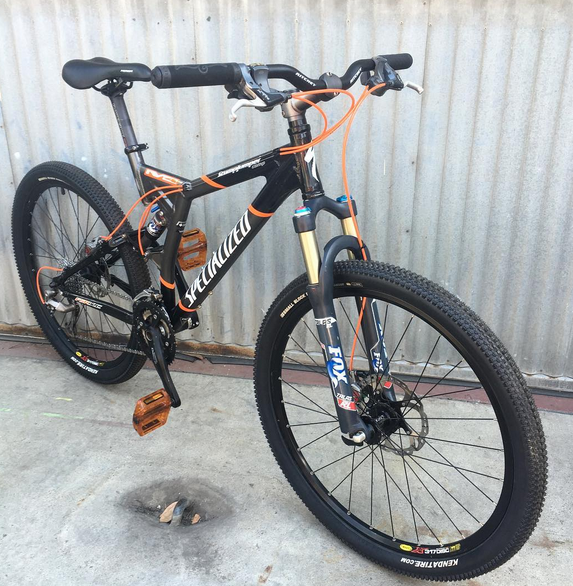 Specialized Stumpjumper FSR XC Comp M4