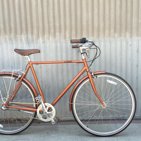 Linus Roadster 3-speed City Bike - SALE