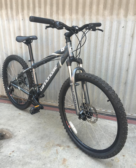 Cannondale F8 Mountain Bike