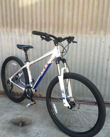 GT Backwoods Comp Mountain Bike