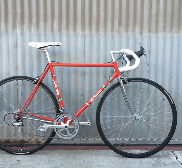 Bottecchia Vintage Italian Race Bike for L'Eroica