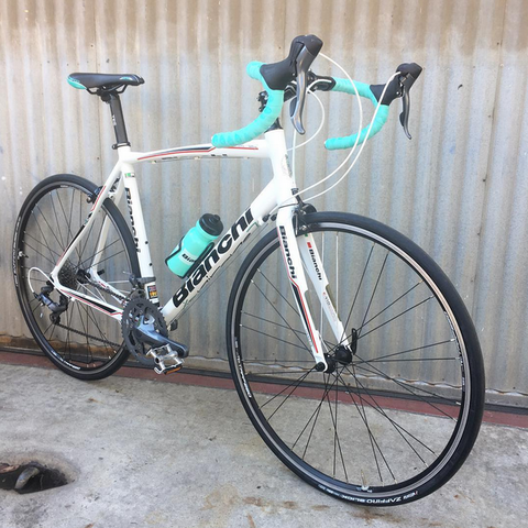 Bianchi Via Nirone Modern Race Bike