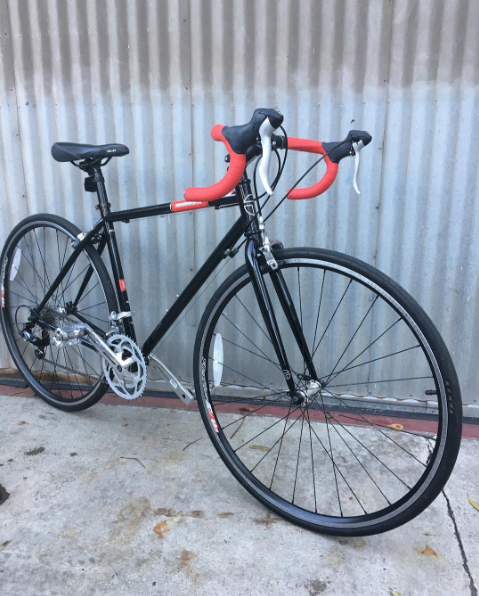 Torker Interurban Small Size Road Bike with Modern 'Brifter' Shifting