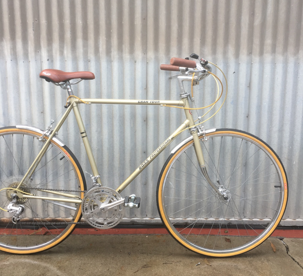 Ross Professional City Bike Used Vintage