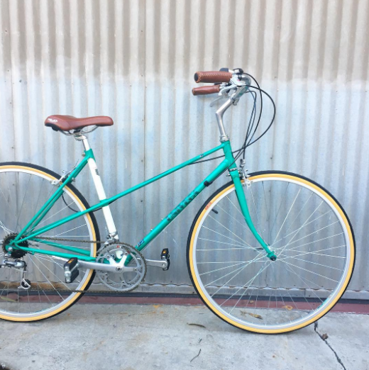 Univega Higher End, Nicer Spec Classic Vintage Mixte