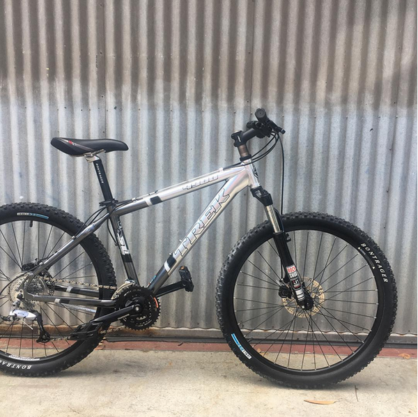 Trek Mountain Bike for Novice Shredders