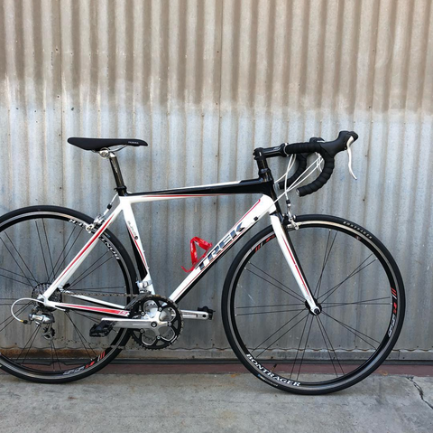 Trek Aluminum 1.5 Road Bike - 52 CM Used Roadie