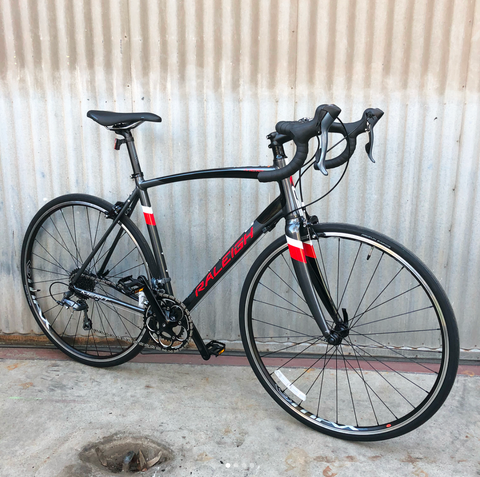 Brand New Raleigh Merit Entry Level Road Bike at the Price of a Used Bike
