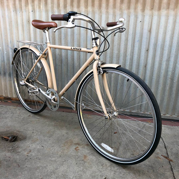 Linus Roadster Medium - Used Bike - 3-Speed in Super Condition