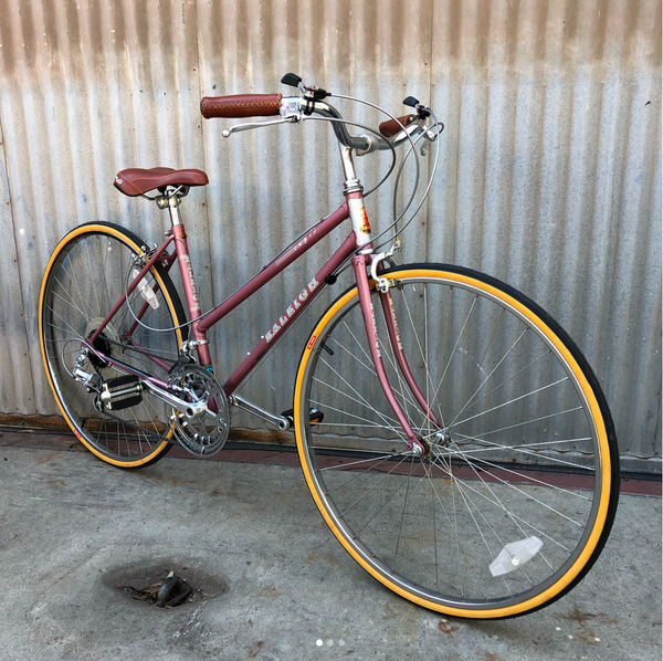 Raleigh Capri Vintage Mixte Ladies Stepthrough Bicycle