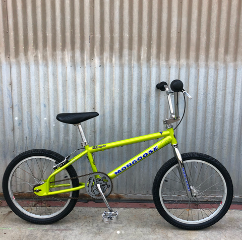 Mongoose Menace Mid-School BMX Bike