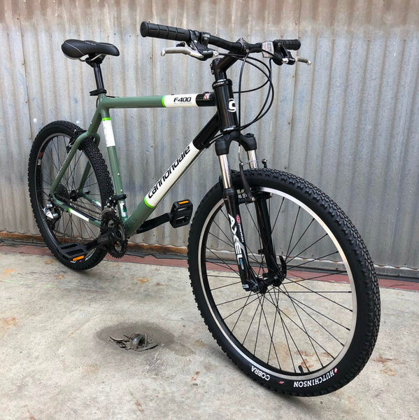 Cannondale F-400 Mountain Bike