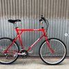 GT Triple Triangle MTB City Bike - Super Tall