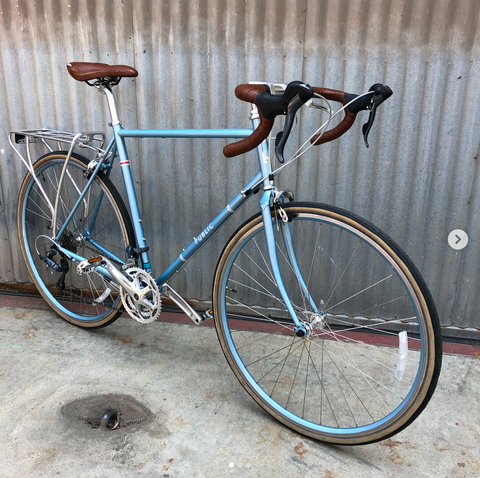 Public Claris-Equipped Sensible Used Road Bike