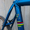 Medici - Classic L'Eroica Road Bike in 55 CM - Built with Shimano 600 Tri-Color Components