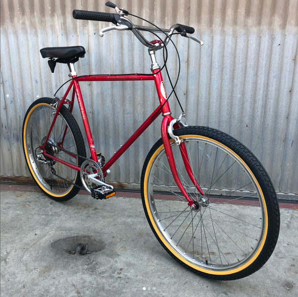 Schwinn Cruiser Supreme - Low Buck Strandie Conversion