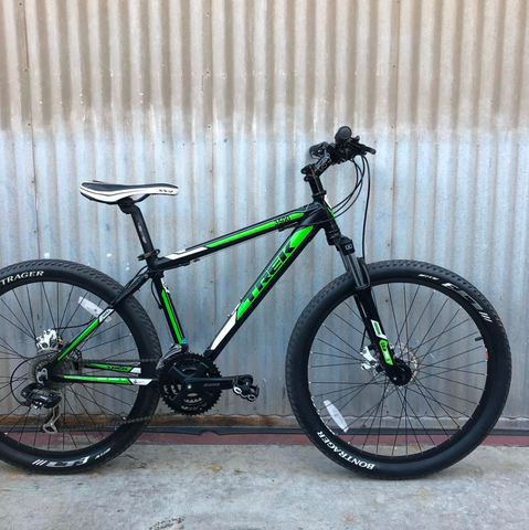 Trek 3500 Entry Level Mountain Bike for a Teen or Shorter Person